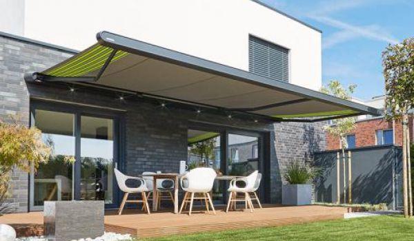 markisen f r terrasse und balkon smela metallbau. Black Bedroom Furniture Sets. Home Design Ideas